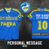 Parramatta Eels PERSONALISED Poster