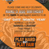 Wests Tigers Party Invitations