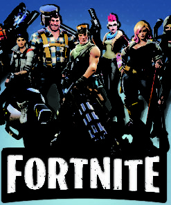 Fortnite Wall Poster