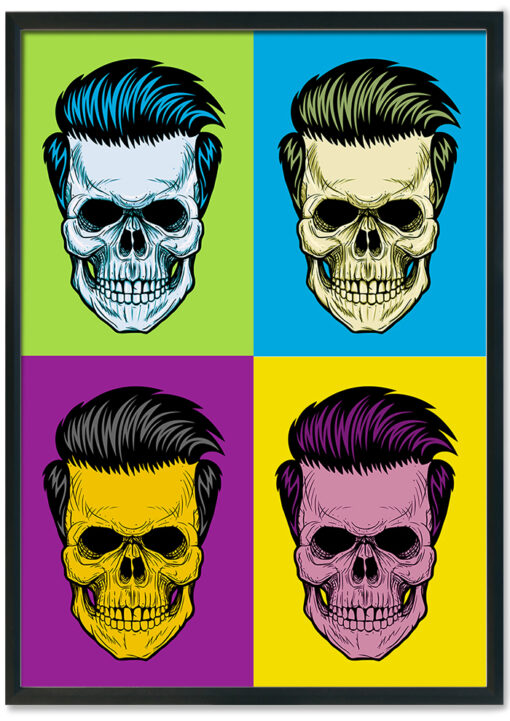 POPART-hipstar-four-colour