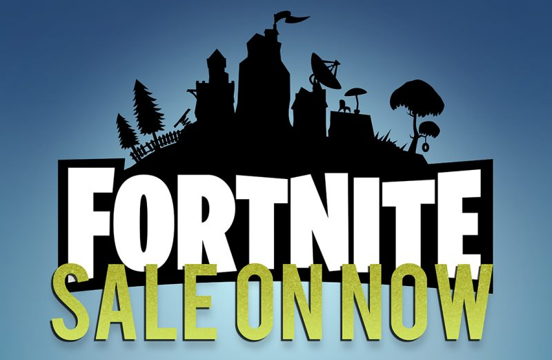Fortnite Wall Poster Sale