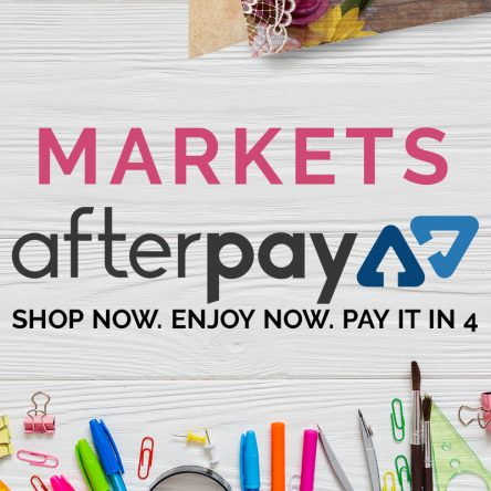 Mixed Design Market Afterpay