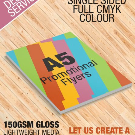 Promotional Flyers | Printing and Design