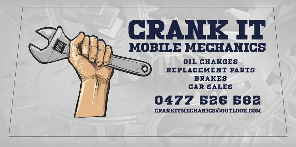 Crank It Mobile Mechanic