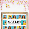 Display image for 12 Photo Custom Name Print