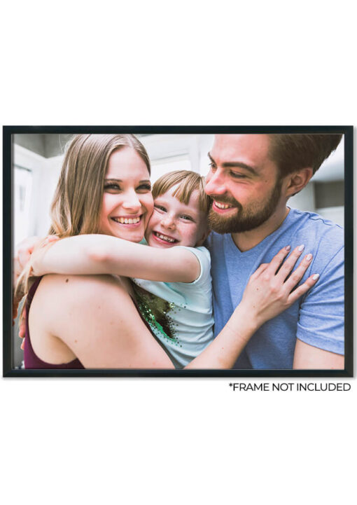 Photo Poster Prints - Custom Photo Print Hortz Product Photo