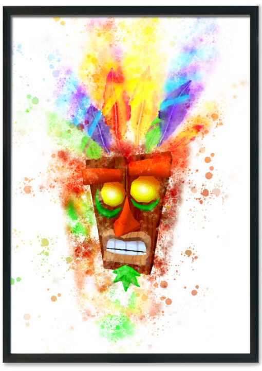 Crash-Bandicoot-aku-aku