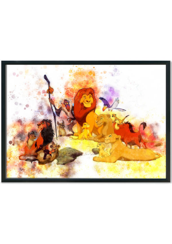 Lion King All