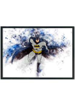Batman Splash print