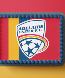 Adelaide United Cake Toppers
